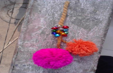 Pom Pom for stockings
