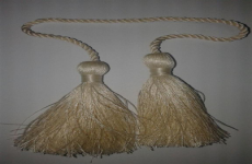 Bookmark & Invitation Tassels