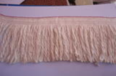 Cotton Lace - Fringe